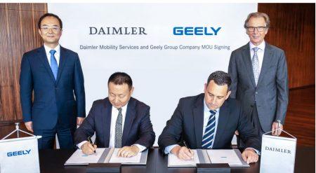 Daimler Geely joint venture (1)