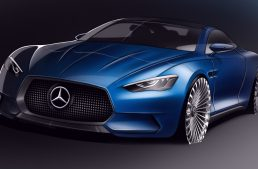 What's in store for the next-generation Mercedes-Benz SL?