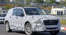 Mercedes GLB: This is how the 7 seater SUV's interior will look like