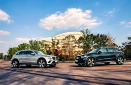 Strech my SUV: Mercedes-Benz GLC L is dedicated to China