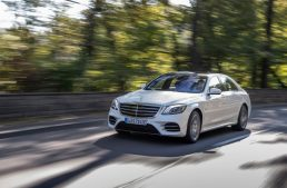 The new Mercedes-Benz S 560 e – There is now a name for efficient luxury