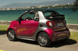 Petrol engines are history: Smart goes electric only from next year