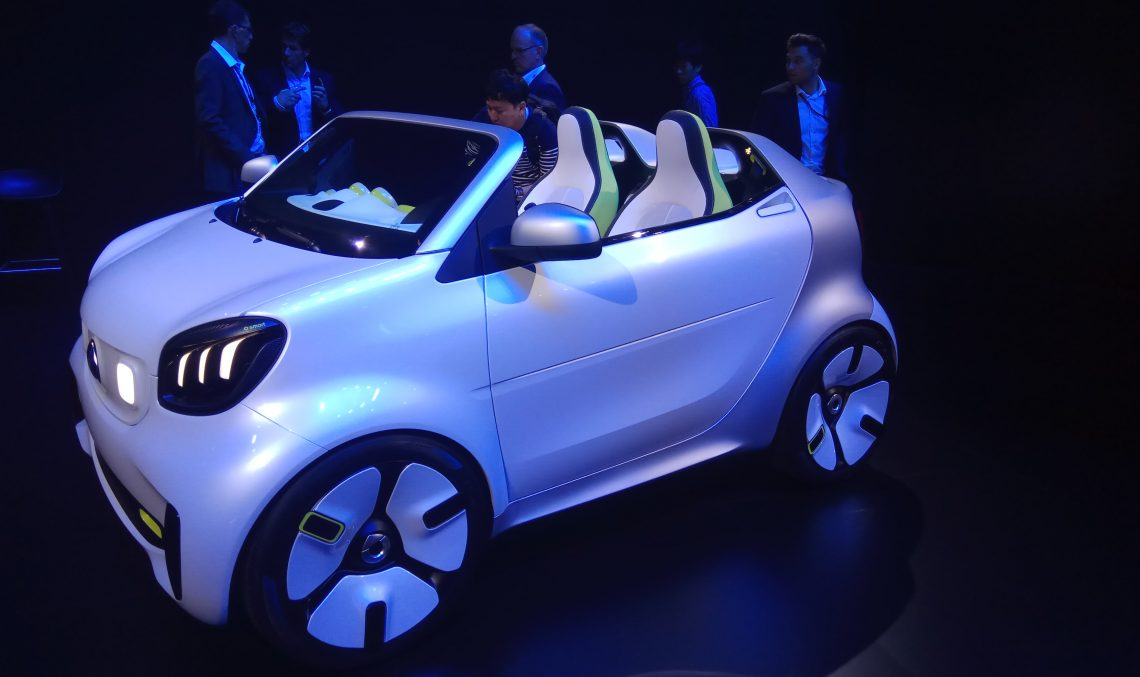 Live from Paris – The smart forease concept