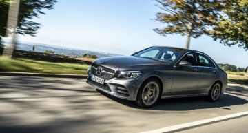 Test drive Mercedes-Benz C 300 de
