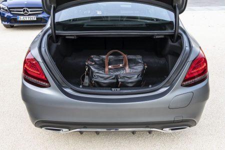test drive Mercedes C 300 de 6