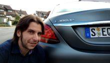 test drive Mercedes C 300 de Bogdan Grigorescu