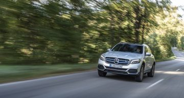 Mercedes-Benz GLC F-CELL: First deliveries of the hydrogen plug-in hybrid SUV