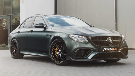 Mercedes-AMG E63 S by Brabus (12)