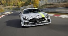 Mercedes-AMG GT R PRO confirmed for LA debut