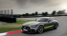 Official: Mercedes-AMG GT R Pro and AMG GT facelift are here in all their glory