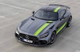 The Black Series still underway, despite the arrival of the AMG GT R PRO