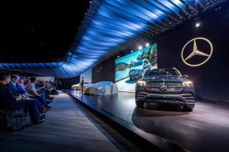 Mercedes-Benz Cars at the Los Angeles Auto Show (2)