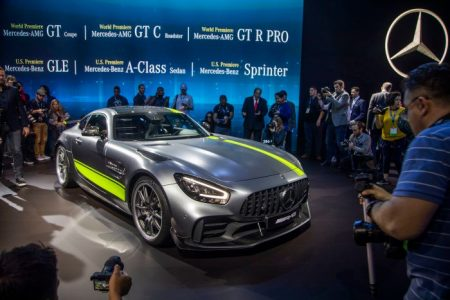 Mercedes-Benz Cars at the Los Angeles Auto Show (8)