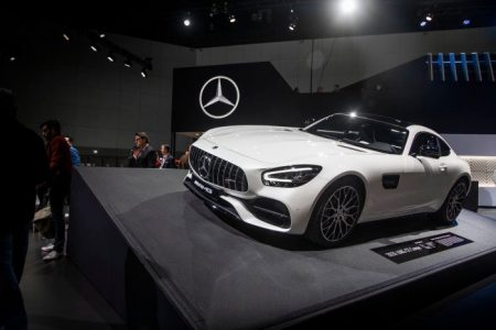 Mercedes-Benz Cars at the Los Angeles Auto Show (9)