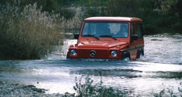 1989 – the year of the future Mercedes-Benz classic cars