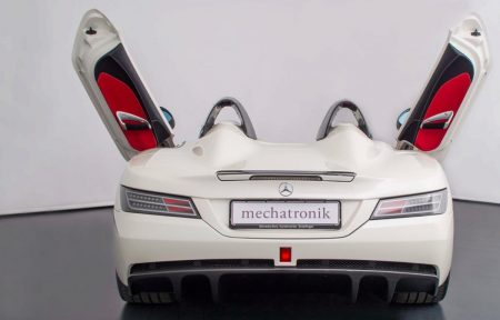 Mercedes-Benz SLR Stirling Moss Edition (1)