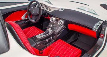 Super-rare Mercedes-Benz SLR Stirling Moss Edition on sale for super-high price