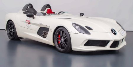 Mercedes-Benz SLR Stirling Moss Edition (8)