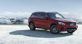 Mercedes-Benz is set to lead the U.S. sales in the luxury segment for the 3rd consecutive year