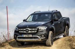 Test drive Mercedes-Benz X 350 d – The real Mercedes
