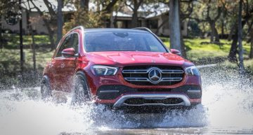 Prices for the new Mercedes-Benz GLE with six-cylinder diesel announced