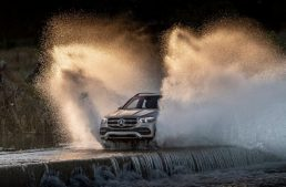 The new Mercedes-Benz GLE parades in new photo gallery