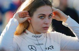 17 year old Formula 3 driver Sophia Florsch survives horrific crash (video)