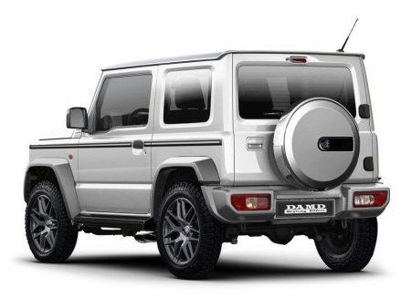 Suzuki Jimny G-Class (1)