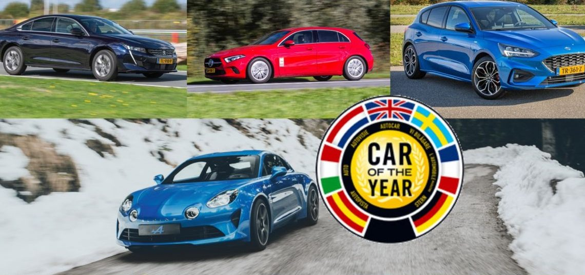 Car of the Year 2019: Mercedes-Benz A-Class is in the final