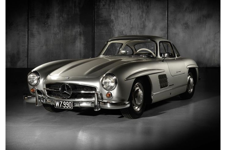 Classic Mercedes heaven: Wiesenthal family collection heads to auction