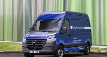 Elon Musk: Tesla and Mercedes could partner again for electric Sprinter