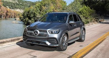 First test 2019 Mercedes GLE 450 and 400 d 4Matic