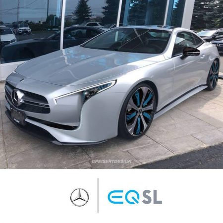 Mercedes-Benz EQ SL