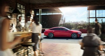 Mercedes Amg Gt 4 Door Coupe Plug In Hybrid Variant And Amg