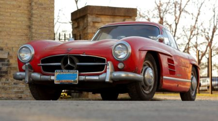 Mercedes-Benz 300SL Gullwing (13)