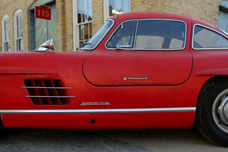 Mercedes-Benz 300SL Gullwing (6)