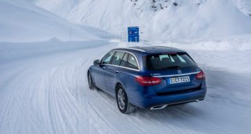 Mercedes-Benz C-Class All-Terrain coming to fight the Audi A4 Allroad