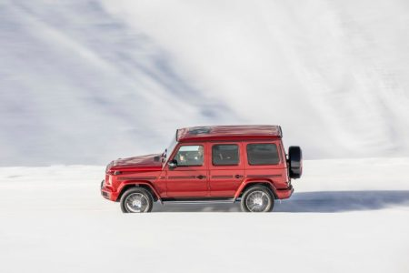 New Mercedes-Benz G 350 d (22)