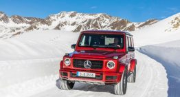 The new Mercedes-Benz G 350 d – The entry level boxy SUV is here