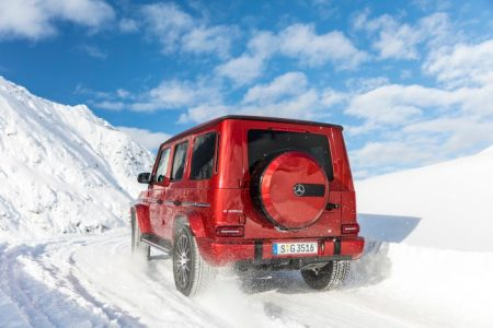 New Mercedes-Benz G 350 d (25)