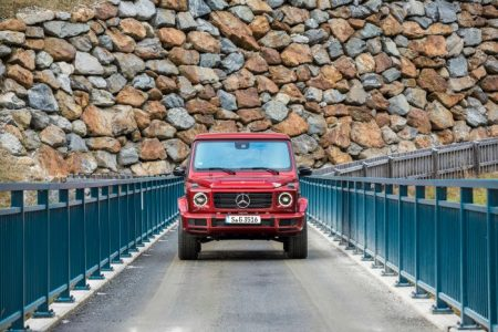 New Mercedes-Benz G 350 d (30)