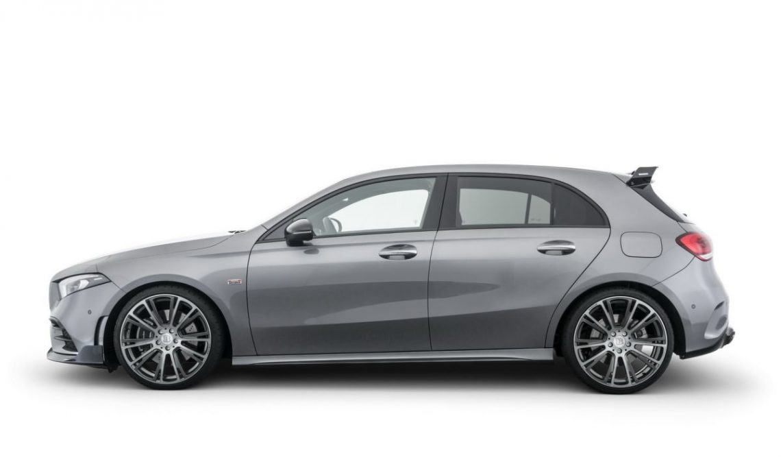 Baby Benz on steroids: Mercedes A-Class gets the Brabus treatment