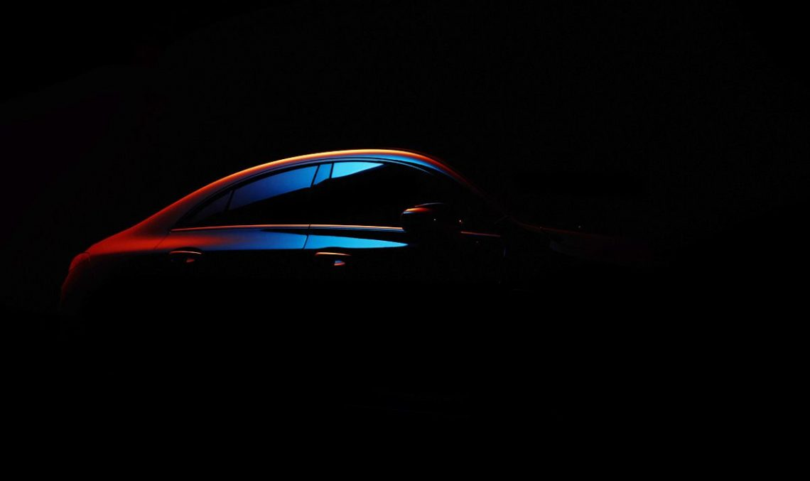 2020 Mercedes CLA first teaser released ahead of CES 2019 launch