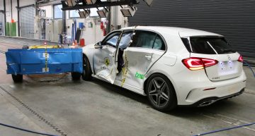 EuroNCAP: Mercedes-Benz A-Class is the safest car of 2018
