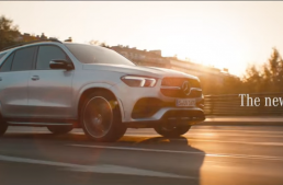 """""""In the long run"""" movie launches the 2020 Mercedes-Benz GLE campaign"""