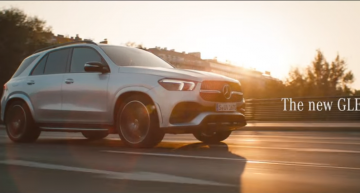 """In the long run"" movie launches the 2020 Mercedes-Benz GLE campaign"
