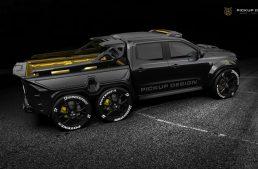 Mad Max pace car: Carlex Design shows second bizarre X-Class project