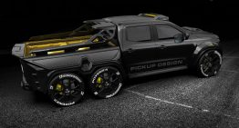 Mad Max pace car: Carlex Design shows second bizarre X-Class project