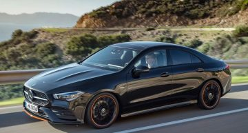 2020 Mercedes-Benz CLA first official photos are here