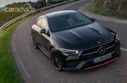 Prices of the new Mercedes-Benz CLA. Deliveries start in May